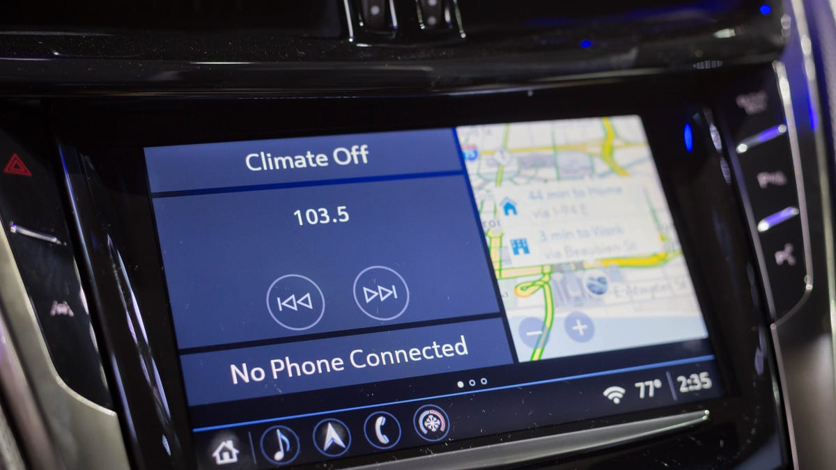 Cadillac's New In-Car Software Updates Aren't Threatened By
