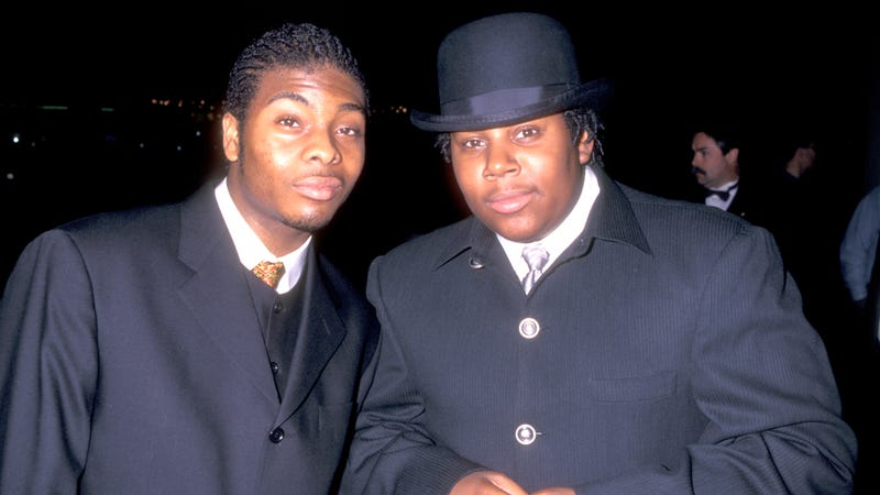 Kel Mitchell and Kenan Thompsons looking extremely cool in 1998