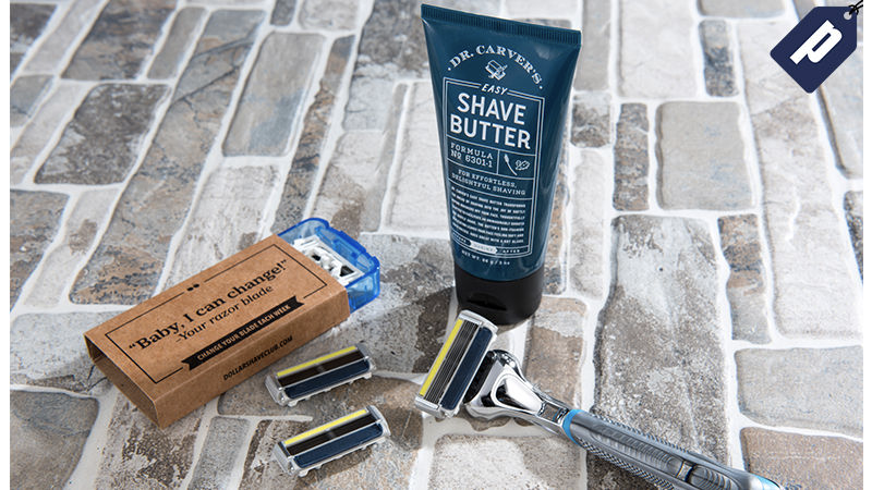 Illustration for article titled Get Everything You Need For A Smooth Shave With Dollar Shave Club's Starter Box ($5)