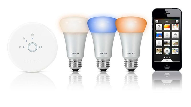the philips hue smart lighting system is by virtually all accounts very awesome i mean who wouldnt want access to all 6 million colors of the led - Philips Hue Color