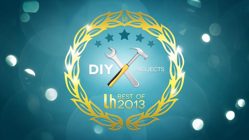 Illustration for article titled Most Popular DIY Projects of 2013