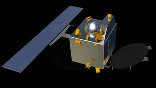 Illustration for article titled India's Space Probe Successfully Enters Mars Orbit