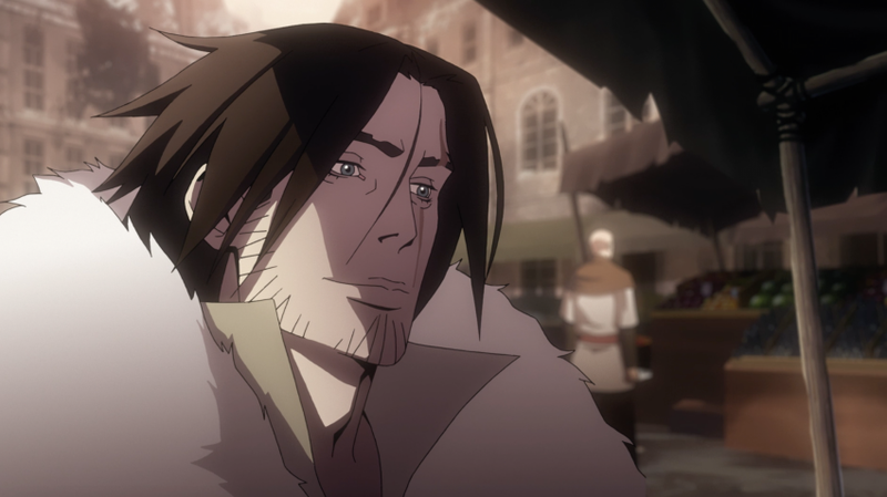 Game of Thrones Gets a Shout-Out on Netflix's Castlevania