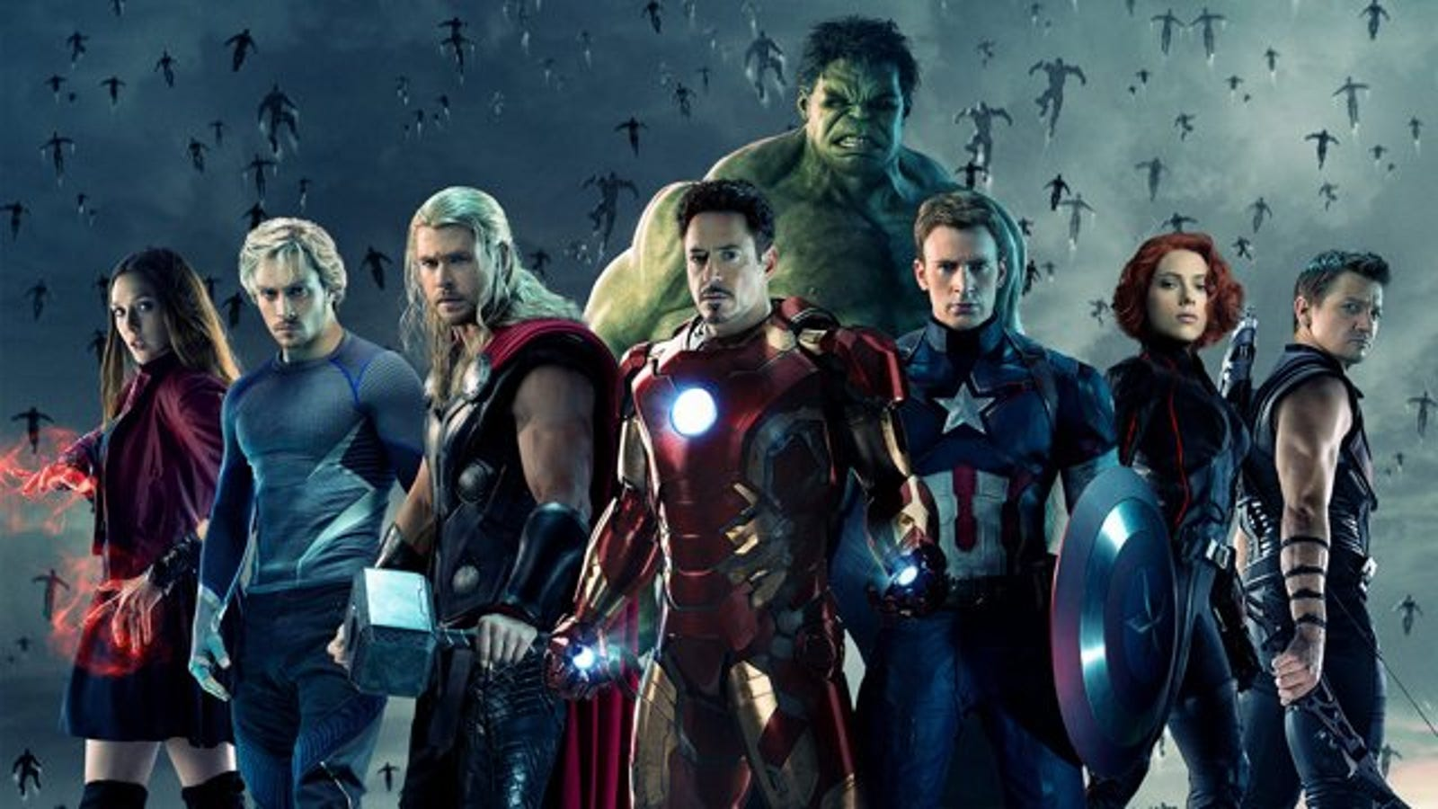 How Avengers: Age of Ultron's Skull-Crunching Sounds Were Made