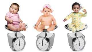 Illustration for article titled Now Even Babies Should Watch Their Weight
