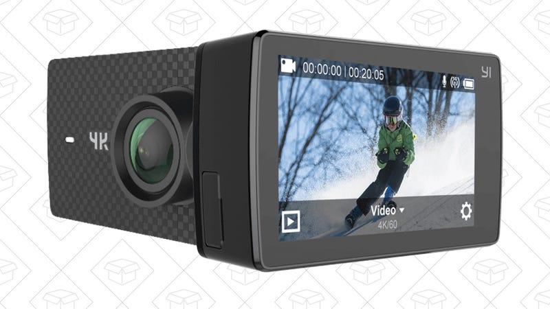 Yi 4K+ Action Cam | $238 | Amazon