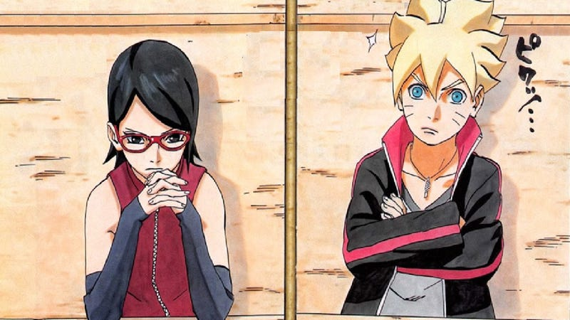 Illustration for article titled Naruto Gaiden: The Seventh Hokage(Chapter 3) Impressions