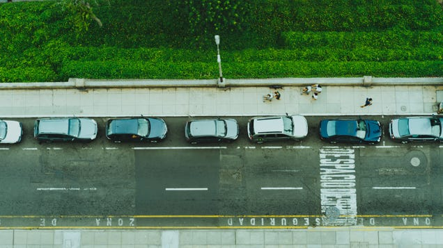 The Right Way to Parallel Park, Step-by-Step