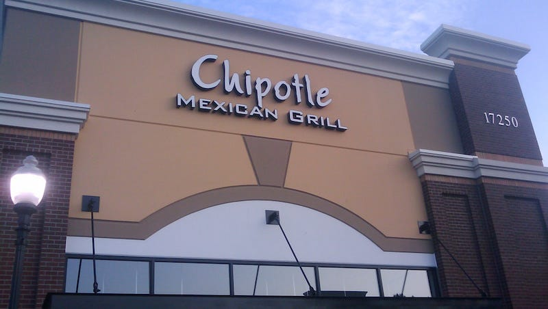 Illustration for article titled Chipotle Is Giving Away Free Booze in Some Locations Through September