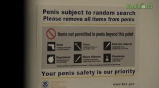 Illustration for article titled The TSA's New Genital Visualizer Will Probably Upset Travelers