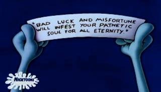 "Illustration for article titled ""I'm Mr. Lucky."""
