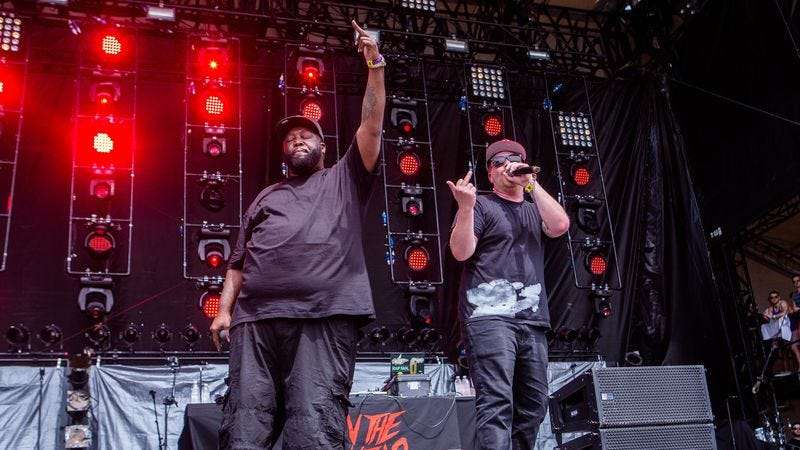 Run The Jewels (Photo: Getty Images)