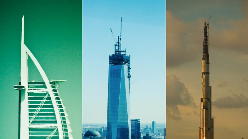 Illustration for article titled Spire Shame: Why Today's Tallest Buildings Are Mostly Just Spire