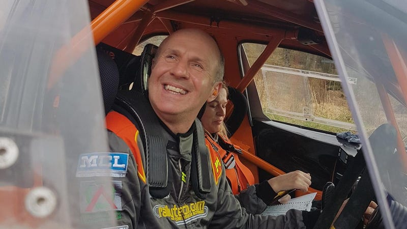 Image via Scottish Rally Championship on Facebook