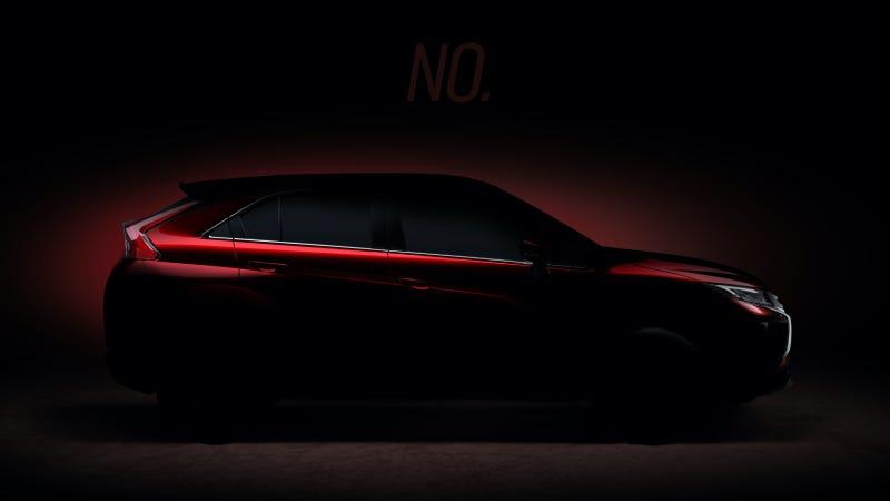 Photo credit: Mitsubishi Motors