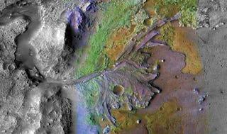 Illustration for article titled Estos son los 8 posibles lugares donde aterrizaremos en Marte en 2020