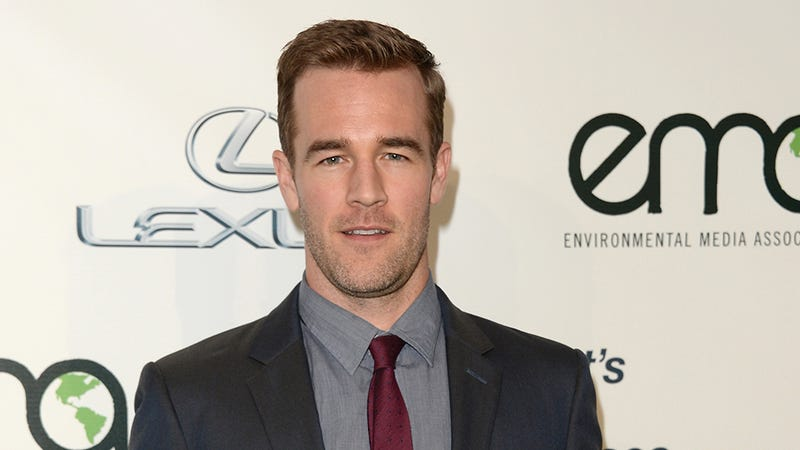 Illustration for article titled James Van Der Beek Sums Up Young Fame in a Paragraph. Dawson Gets It.
