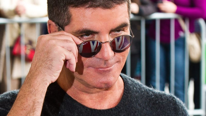 Illustration for article titled American Idol? Simon Cowell Doesn't Know Her