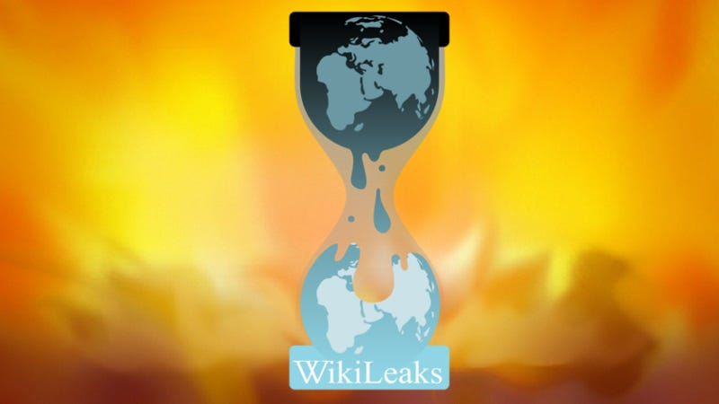 WikiLeaks leaked emails messages DNC, including personal information of donors