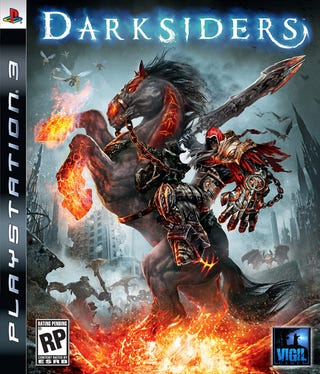 Illustration for article titled Darksiders Preview: The War of God