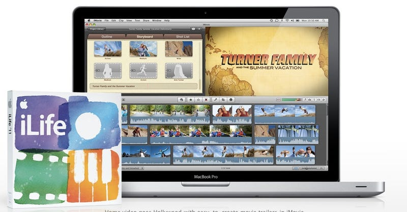 Illustration for article titled iLife '11: The Best New Tricks in iPhoto, iMovie and GarageBand