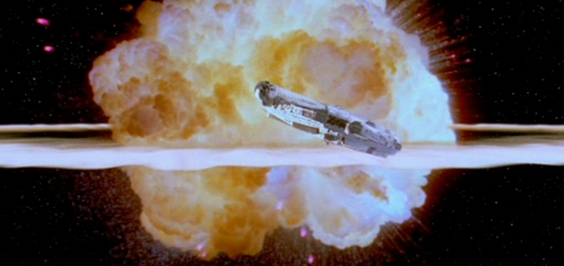 Illustration for article titled Did Rebels Blow Up the Death Star, or Was it Planned By the Empire?