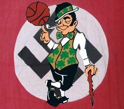 Illustration for article titled Celtics Fans Are No Longer Hitler Sympathizers