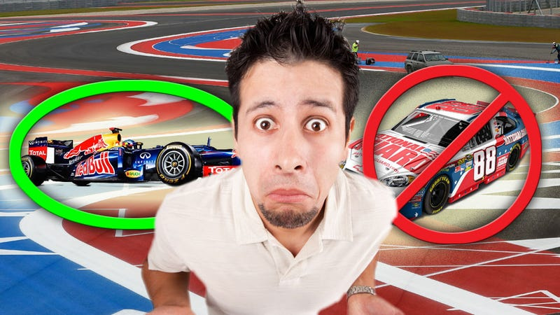 Illustration for article titled How To Watch An F1 Race If You're A Clueless American