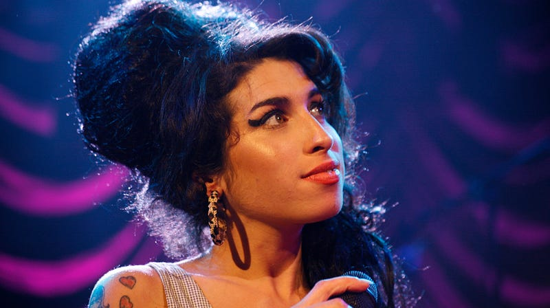 Illustration for article titled Amy Winehouse's family is also working on a biopic