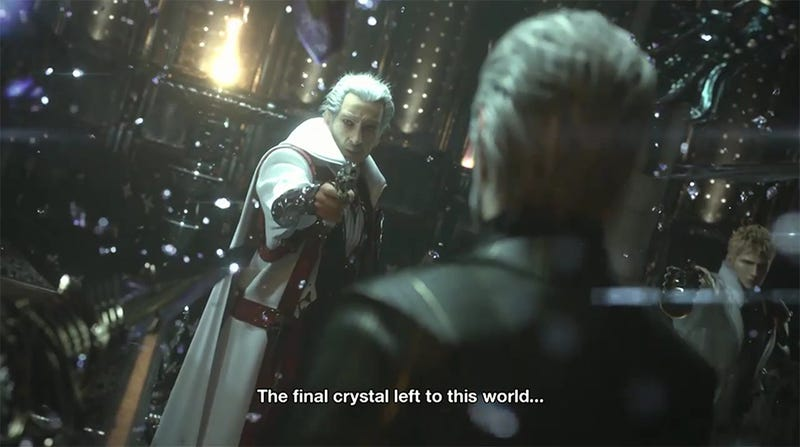 Illustration for article titled Final Fantasy XV Is Not a PS4 Exclusive