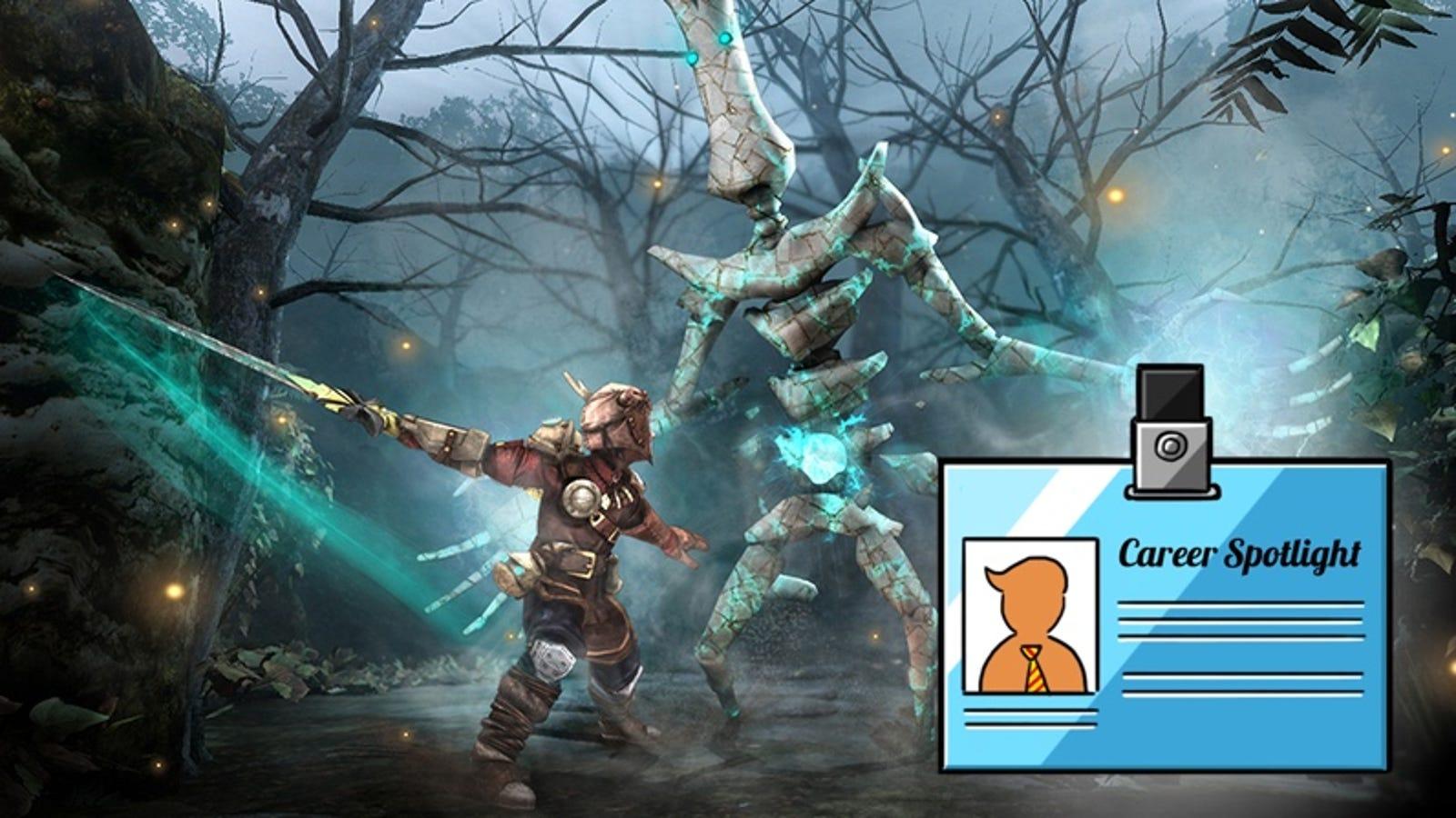 how do i become a videogame designer