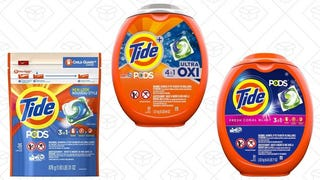 $2 de descuento en cápsulas de Tide | Amazon