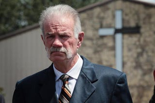 Florida pastor Terry Jones, who threatened to burn the Quran on Sept. 11. (Getty Images)
