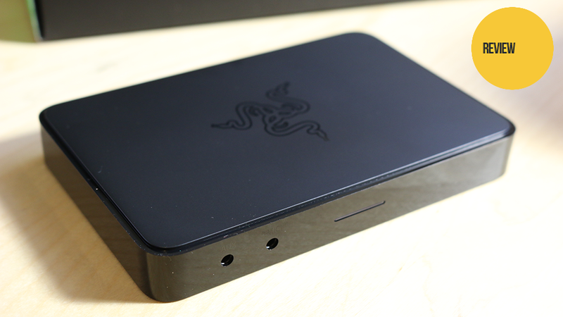 Illustration for article titled Razer's First Capture Box Is Excellent, But Nothing New