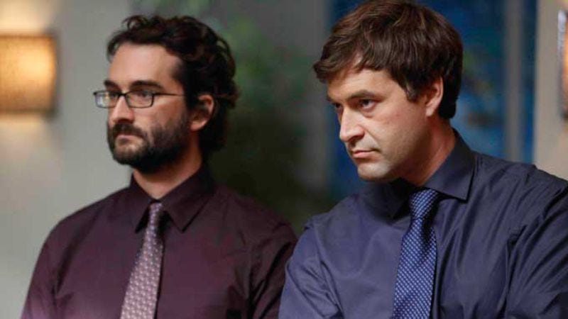 Jay and Mark Duplass on The Mindy Project