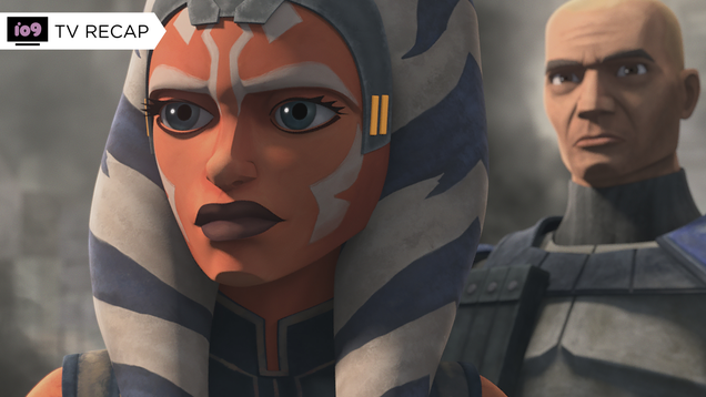The Clone War Is Over, But Clone Wars Isn t