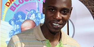 Dave Chappelle (Chad Buchanan/Getty Images)