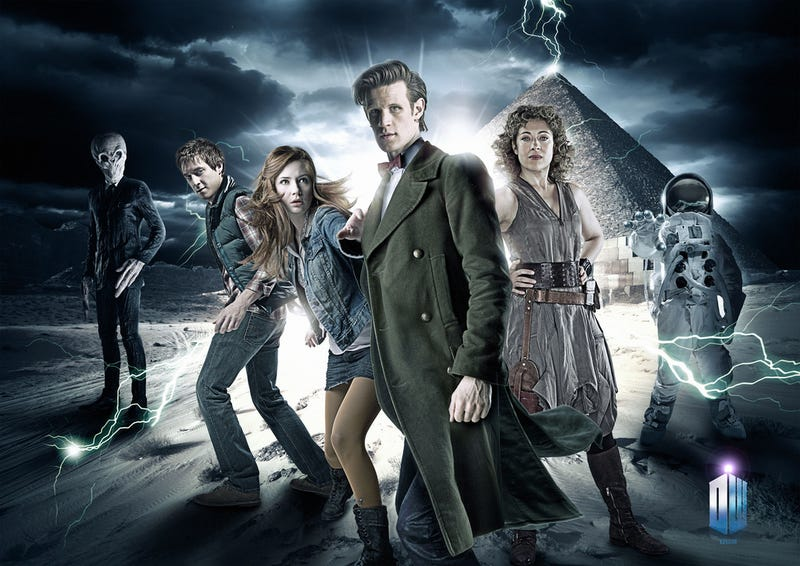 Illustration for article titled Doctor Who Second Half of Season Six Pictures