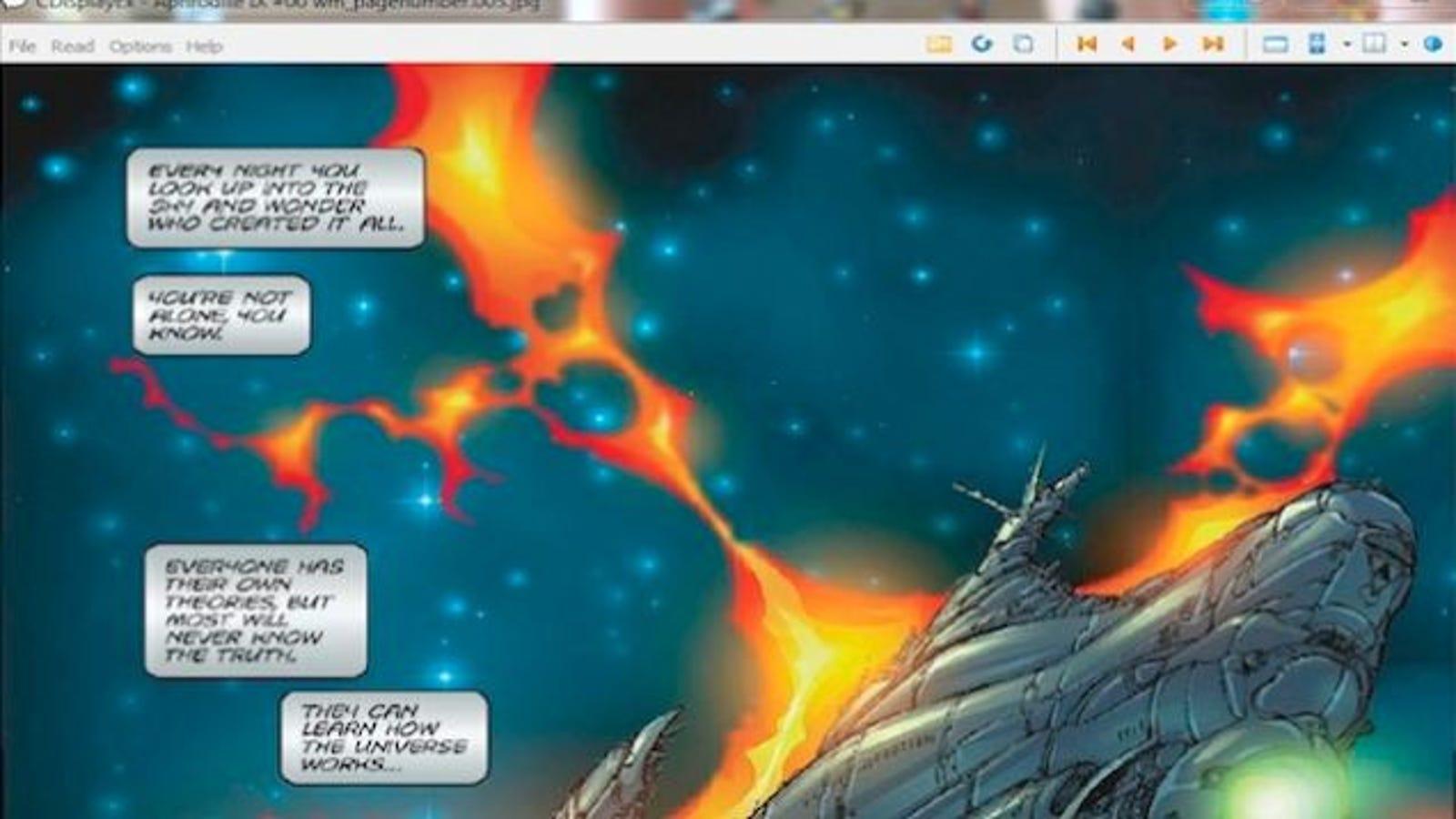 Most Popular Desktop Comic Book Reader: CDisplay/CDisplayEx