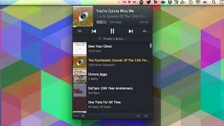 Illustration for article titled Vox Is a Powerful, but Minimal Music Player for Mac
