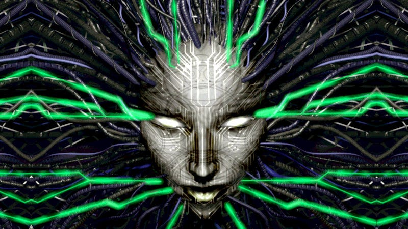 Illustration for article titled System Shock Enhanced, Re-Released 21 Years Later