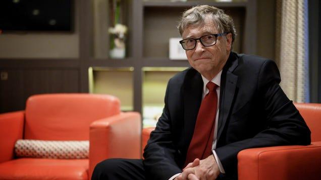 Bill Gates Has Left Microsoft s Board
