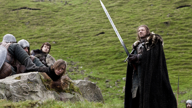 Before Game of Thrones Got Big, Intimacy Was Its Greatest Strength