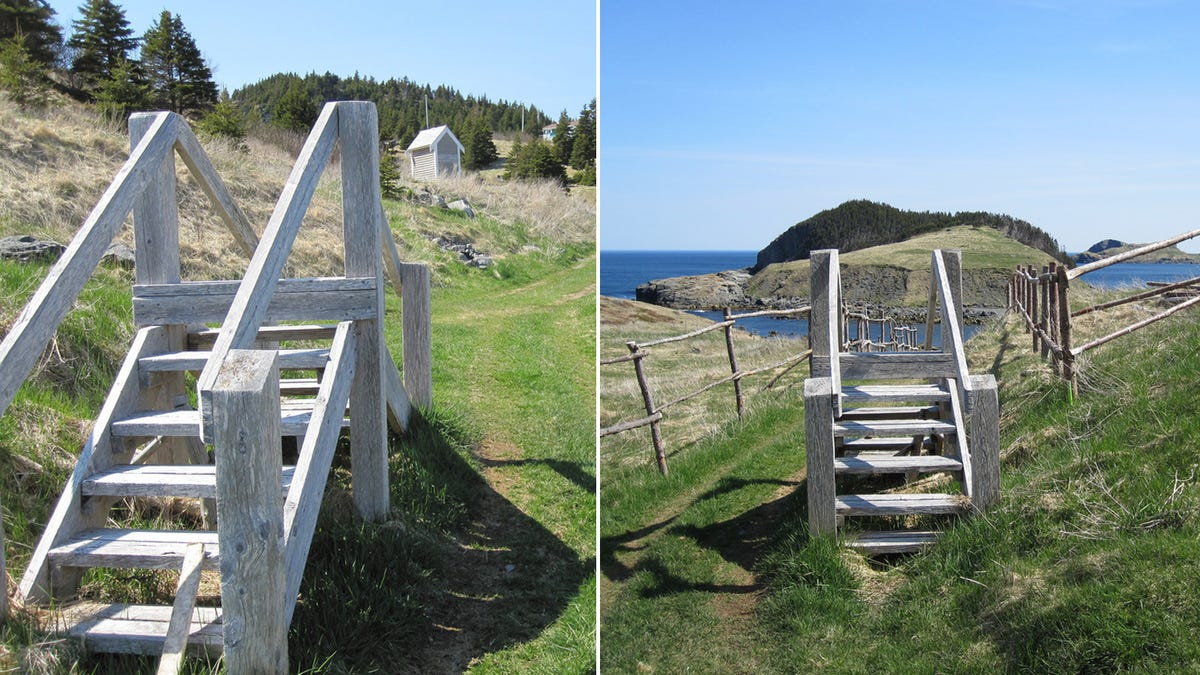 22 Stairways That Lead Nowhere