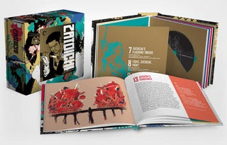 Illustration for article titled Criterion to release every damn Zatoichi movie in a single box set