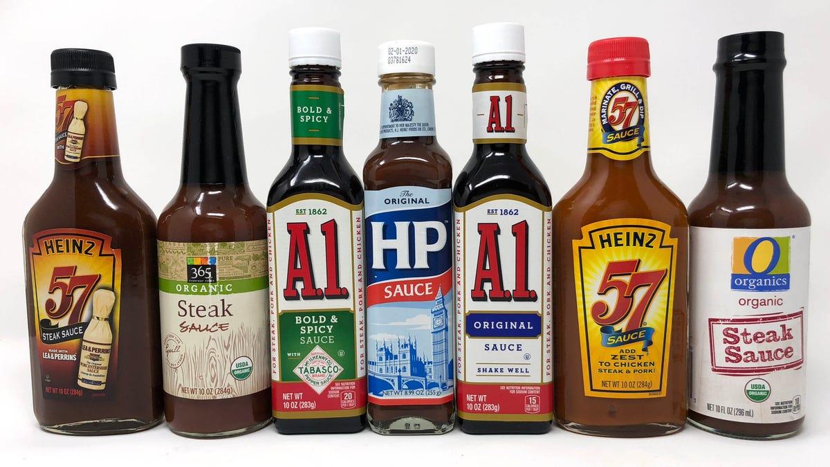 Best Bottled Bbq Sauce 2020 A blind taste test to determine the best steak sauce