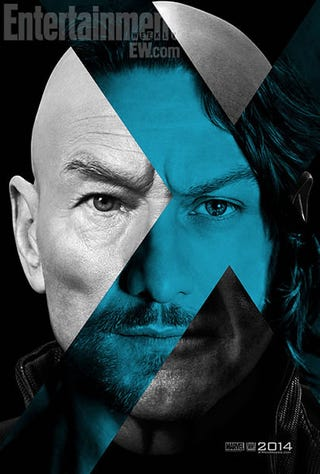 Illustration for article titled X-men: Days of Future Past posters!