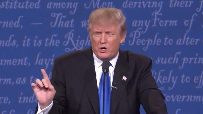 Trump-rested Development (Screenshot: YouTube)