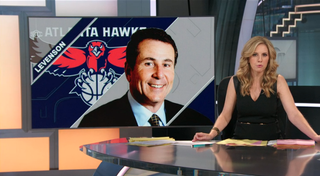 Bruce Levenson announced plans Sunday to sell controlling ownership in Atlanta Hawks.ESPN Screenshot