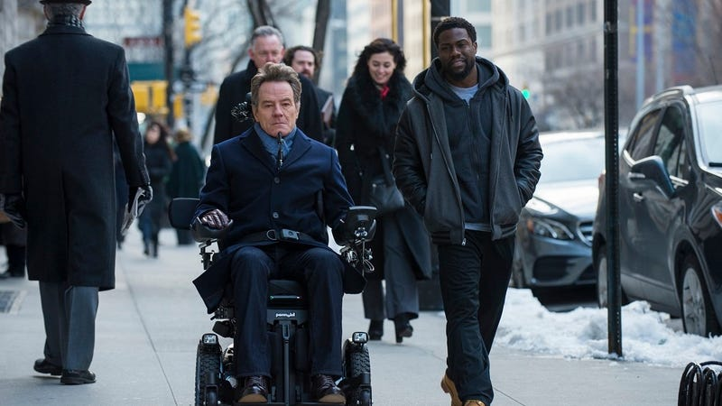The Upside (Photo: David Lee/The Weinstein Company)
